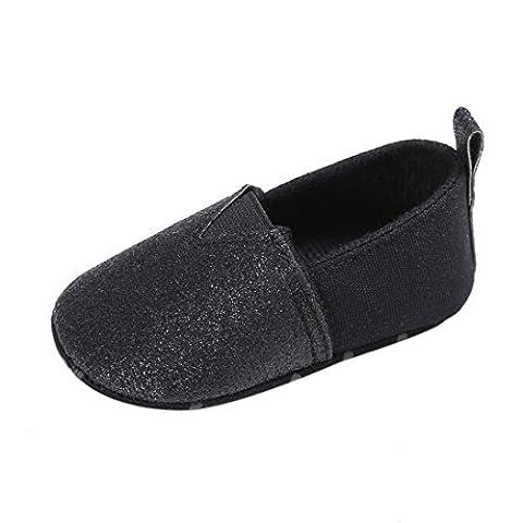 Cavalier Noir Dvd - Bébé Chaussures, Malloom® Lit bébé fille Toddler
