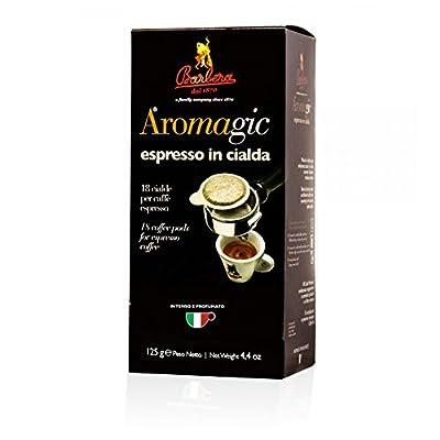 Ese Coffee Pods Italian Espresso Blend   Artisan Roast According to Neapolitan Traditions   18 x 44 mm