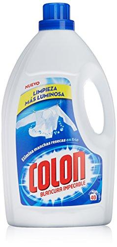 Colon Detergente liquido azul, 40 lavados  - 2725 ml