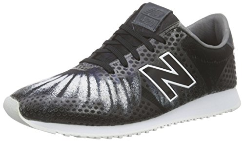 New Balance WL420DF - Zapatillas para Mujer, Grau (Grey/Black), 38