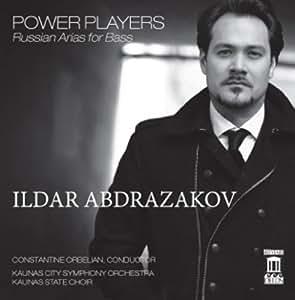 Ildar Abdrazakov, Basse