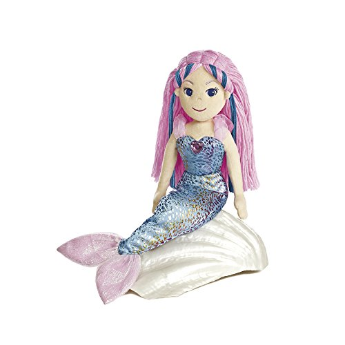 sea-sparkles-sirenita-nixie-46-cm-color-azul-y-rosa-aurora-world-33068