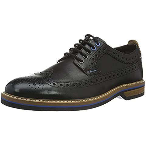 Clarks - Pitney Limit, Scarpe Oxford Uomo