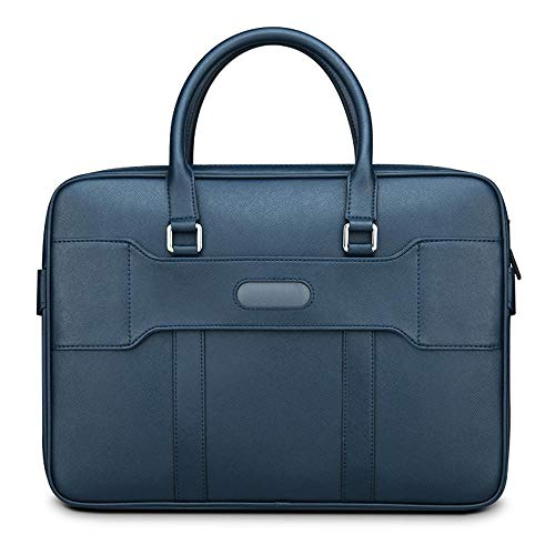 Damen-portfolio (Olydmsky Mans Laptop Tasche 14-Zoll-Portfolio Geschäftsleute einzelne Messenger Umhängetasche)