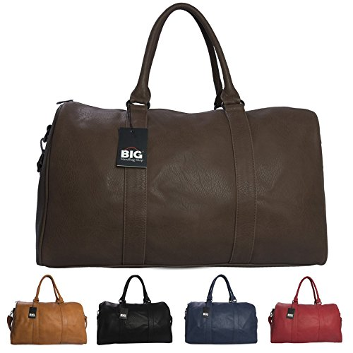 Big Handbag Shop, Borsa bowling donna (nero)