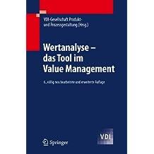Wertanalyse - das Tool im Value Management (VDI-Buch) (German Edition)