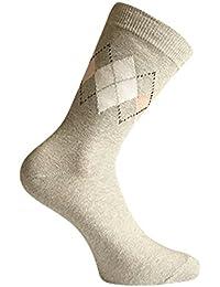 10 Paar Damen Socken soft cotton mit Komfortbund von Art-of-Baan