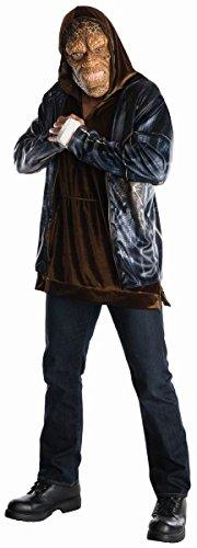 Rubie's Suicide Squad Herren Kostüm Killer Croc Karneval Halloween Gr.XL (Killer Croc Kostüm)