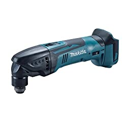 Makita Dtm50z Cordless 18 V Li-ion Oscillating Multi-cutter