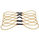 Tubo elastico di ricambio elastico elastico per fionda catapulta caccia 1842, Orange