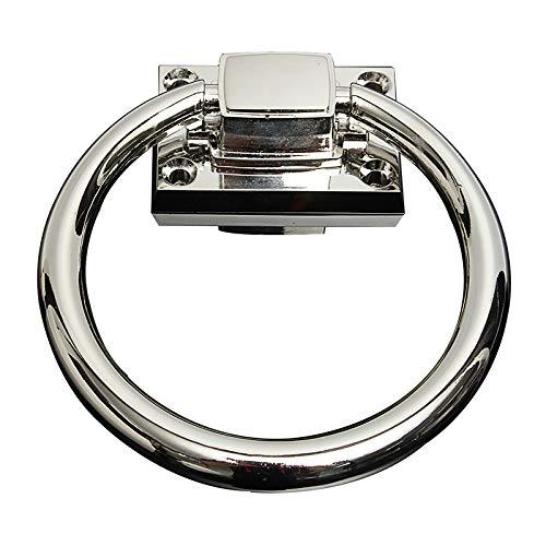 GoodFaith Türring Legierung Pull Ring Silber Drop Pull Ring Holz Türklopfer Stuhl Ziehgriff