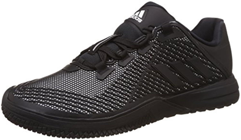adidas CrazyPower TR M - Zapatillas de Deporte para Hombre, Negro - (Negbas/FTWBLA/Energi) 46