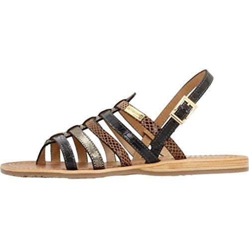 Sandales, couleur Noir , marque LES TROPEZIENNES, modèle Sandales LES TROPEZIENNES C09038BELINDA Noir Noir