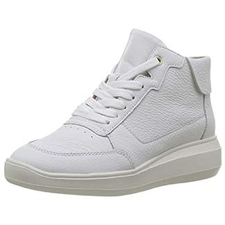 Geox Damen D Rubidia B Hohe Sneaker 10