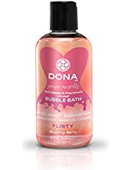 Dona - bain à bulles lovestruck rougissement berry 250ml