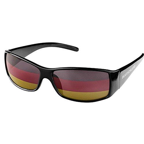 Piersando® Sonnenbrille WM & EM Fanartikel Deutschland