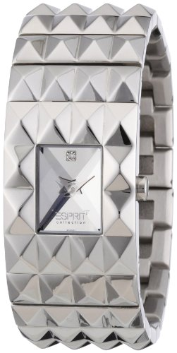 Esprit Damen-Armbanduhr Analog Edelstahl EL900452003