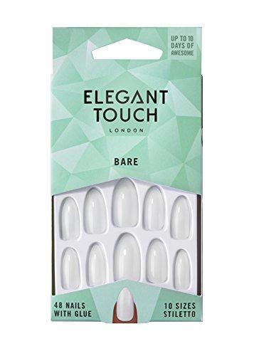 Elegant Touch Totally Bare Stiletto 003, 48 Stück