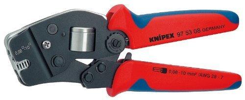 Preisvergleich Produktbild KNIPEX 97 53 08 SBA Self-Adjusting Crimping Pliers by Knipex Tools LP