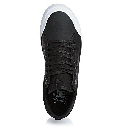 DC APPAREL Damen Evan Hi Sneaker Black