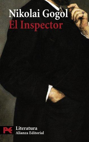 El inspector / The inspector por Nikolai Vasilevich Gogol