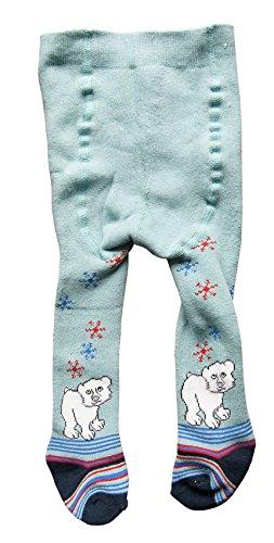 baby-kleinkinder-vollplusch-thermo-strumpfhose-hellblau-eisbar-grosse-62-68