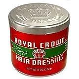 Royal Crown Hair Dressing 140 gm Jar