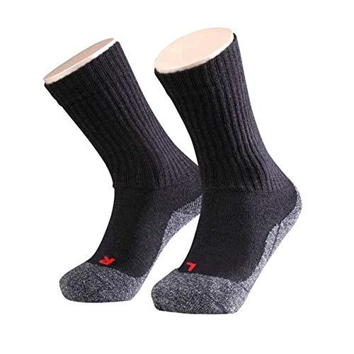 FALKE Active Warm Kinder Socken rugby green (7741) 19-22 mit weicher Plüschsohle