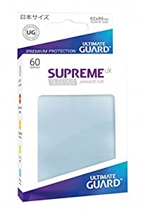 Ultimate Guard ugd010571UX Supremo japonés tamaño Funda Tarjeta Caso