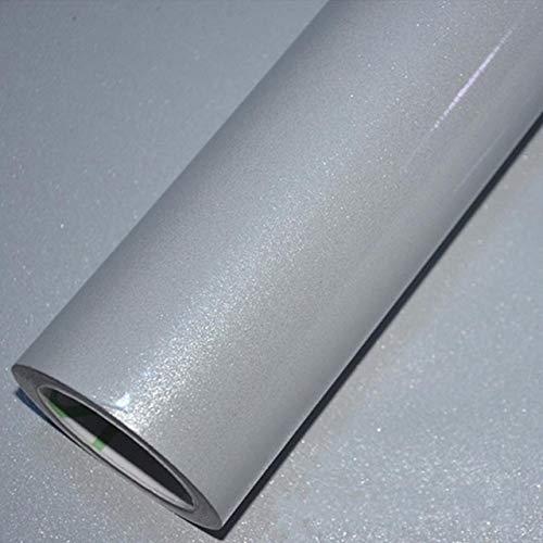 LZYMLG 0,6x5 mt PVC Wasserdicht Selbstklebende Gold Grid Silber Linie Vinyl Tapete Möbel Schrank Desktop Tür Dekorative Wandaufkleber black -