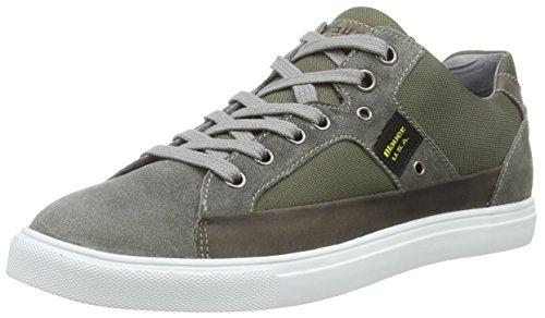 Blauer USACUPDBY/SUE - Sneaker uomo , Grigio (Grigio (grigio)), 45