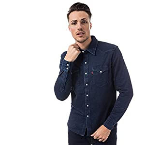 Levi's Ls Knit Barstow – Camisa para Hombre