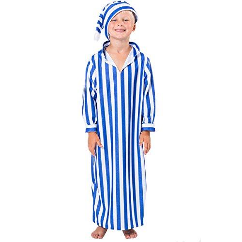 Wee Willie Winkie scrooge fancy dress Costume for kids