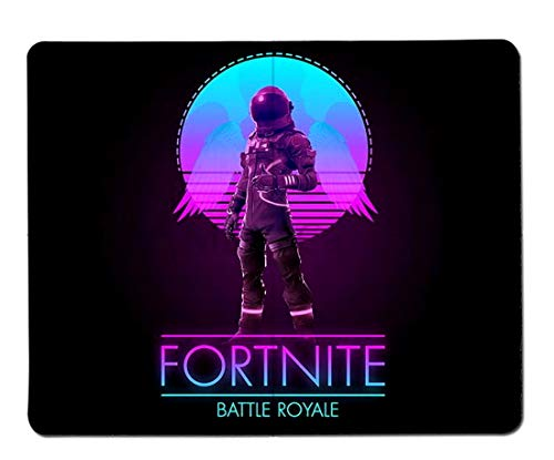 ARUNDEL SERVICES EU Fortnite Tapete para ratón Battle Royale Comodidad Alfombrilla pequeña Alfombrilla de ratón para Juegos 18 x 22 cm Gaming Alfombrillas De Raton
