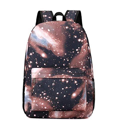 Unisex Fashion Rucksack Beiläufige Segeltuch-Buch-Tasche Schule Rucksäcke Für Mädchen Jungen (Bookbags Jansport Für Jungen)