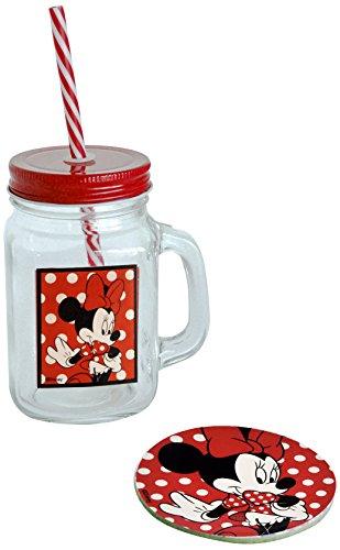 Coriex Disney Minnie Geschenkeset, Mehrfarbig, M