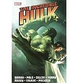 [ INCREDIBLE HULK BY JASON AARON - VOLUME 2 (HULK) ] Incredible Hulk by Jason Aaron - Volume 2 (Hulk) By Aaron, Jason ( Author ) Jul-2013 [ Paperback ]