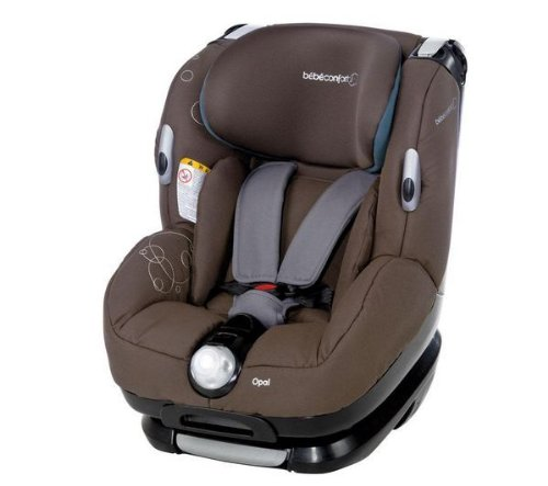 SILLA DE COCHE GRUPO 0+/1 BEBE CONFORT OPAL BROWN EARTH