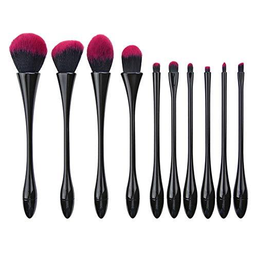 up Pinsel Set Mit Premium Synthetic Hair Blending Erröten Concealer Lidschatten Gesichtspuder Creme Kosmetik Pinsel ()