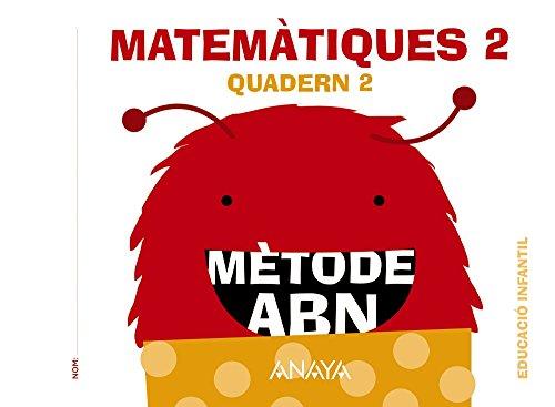 Matemàtiques ABN. Nivell 2. Quadern 2.