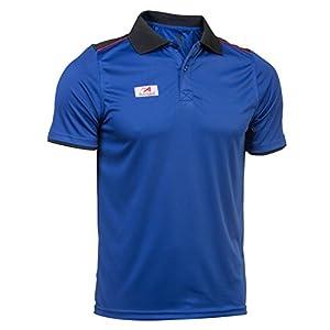 Asioka 108/17N Technische Polo-Shirt, Unisex Kinder