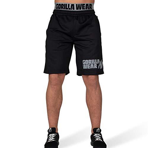 Zoom IMG-3 gw california mesh shorts black