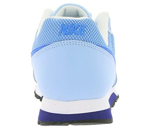 Nike Damen Md Runner 2 (Gs) Laufschuhe Azul (Bluecap / Photo Blue-White-Deep Royal Blue)