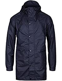 Weekend Offender Navy Piscola Parka
