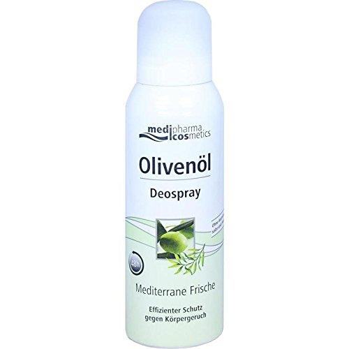 Olivenöl Deospray Mediter 125 ml