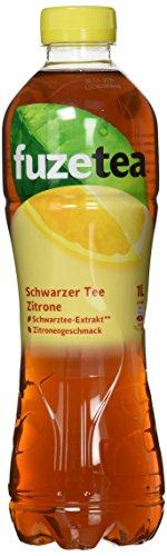 Fuze Tea Zitrone Einweg, 6er Pack (6 x 1 l) (Zitronen-kräuter-tee)