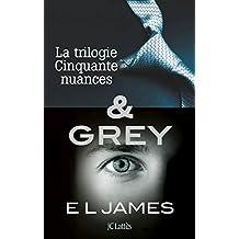 Intégrale Cinquante nuances de Grey : La trilogie Cinquante nuances de Grey & Grey (Romans étrangers)