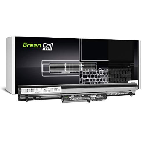 Green Cell® PRO Serie Akku für HP Pavilion 15-B001SE 15-B001SH 15-B001SIA 15-B001SM 15-B001SQ 15-B001SS 15-B001SU 15-B001SV 15-B001TU Computer (Originalzellen Samsung SDI, 4 Zellen, 2800 mAh, Schwarz)