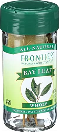 Frontier Herb 0.15 Ounce Bay Leaf - Whole