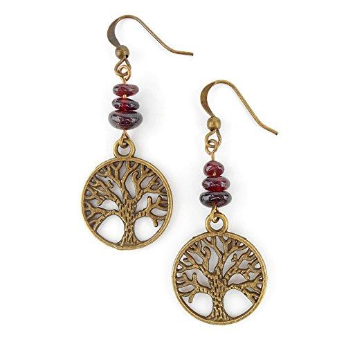 garnet-tree-of-life-drop-earrings-in-antique-bronze-includes-gift-box